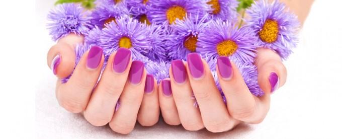 Manos y uñas sanas